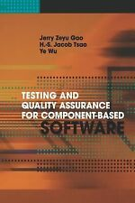 Testing and Quality Assurance for Component-Based Software Artech House Computi