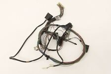 BMW E30 325i 325ix Dash headlight Wiring Harness Flashlight Hazard Defrost