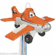 Disney's Planes DUSTY CROPHOPPER Childrens Birthday Party Pull Pinata Game