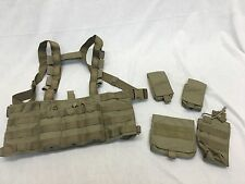 London Bridge LBT-2586b MG Tan Chest Rig Harness DEVGRU SEALs NSW JSOC