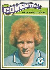 TOPPS 1978 FOOTBALLERS #054-COVENTRY CITY-IAN WALLACE