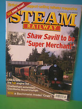 STEAM RAILWAY No 283 APR-MAY 2003 # A-Z OF WD, MET, REPLICA, IRISH LOCO  SEE PIC
