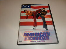 DVD  American Kickboxer - Blood Fighter