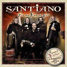 Bis Ans Ende Der Welt (Second Edition) von Santiano (2012) CD Neuware