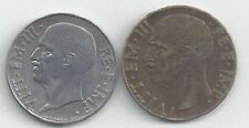 2 OLDER COINS from ITALY - 10 & 20 CENTESIMI (BOTH DATING 1941)