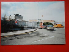 PHOTO  SALFORD CRESCENT RAILWAY STATION 1999 EXTERIOR