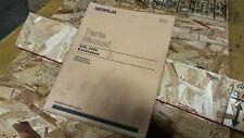 CAT 330 330CL Excavator Parts Manual