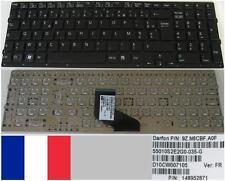 Clavier Azerty Fr SONY VAIO VPC-F219FC 9Z.N6CBF.A0F 55010S2E2G0-035-G 148952871