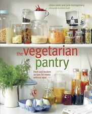 The Vegetarian Pantry: Fresh and Modern Recipes for Meals Without Meat-ExLibrary