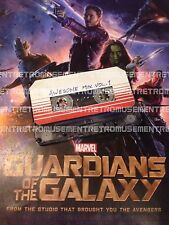 AWESOME MIX VOL 1 Guardians of the Galaxy Prop Replica Cassette Tape *ACCURATE*