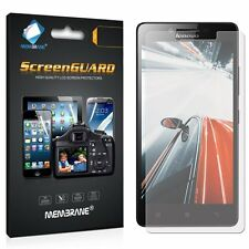 3 Screen Protectors Protect For Lenovo A6000 Plus