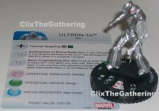 ULTRON-14 #030 Age of Ultron Marvel HeroClix