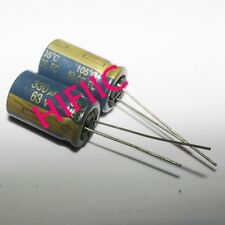 4PCS PANASONIC FC 330UF 63V Electrolytic Capacitors