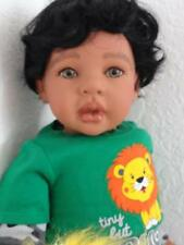 "Reborn Ethnic/Hispanic/biracial 22"" Toddler Boy Doll-""Tony- Tiny but Tough"""