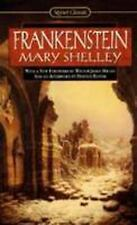 Frankenstein or the Modern Prometheus : The 1818 Text by Mary Shelley (2000,...