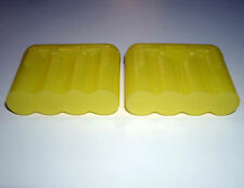 Pair Battery Cases Yellow Maxpedition Volta TAD BC4 AA AAA CR123A Tactical Gear