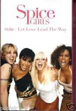 SPICE GIRLS - HOLLER / LET LOVE LEAD THE WAY 2000 UK CASSINGLE VICTORIA BECKHAM