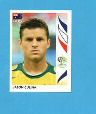 PANINI-GERMANY 2006-Figurina n.431- CULINA - AUSTRALIA -NEW BLACK