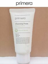 Primera Natural Rich Cleansing Foam 30ml x 2ea Amore Pacific Remover New