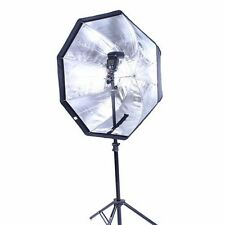 Pro 30-Inch Octagon Umbrella Speedlite Softbox for Nikon Canon Flash Light