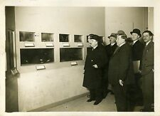 """AQUARIUM au MUSEE PERMANENT des COLONIES 1931"" Photo orig. G. DEVRED  Agce ROL"