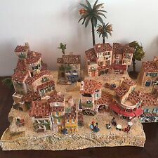 MINIATURE J CARLTON DOMINIQUE GAULT PROVENCE BASE SIDEWALKS STAIRS FRENCH