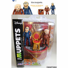 [USED] The Muppets Statler & Waldorf Collectable Action Figure Diamond Select