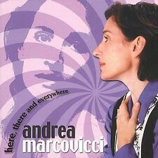 Andrea Marcovicci-Here, There and Everywhere CD NEW
