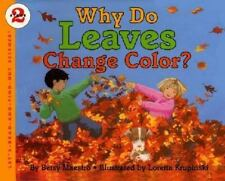 Why Do Leaves Change Color? (Let's Read-And-Find-Out Science)-ExLibrary