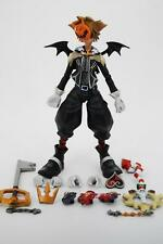 Square Enix Kingdom Hearts 2 SORA Play Arts Kai Action Figure Loose No Box 01