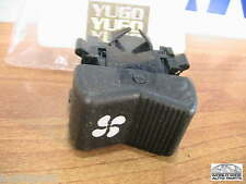 Yugo Heater Fan Switch  New Old Stock  46620213