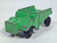 Vintage Tootsietoy Earth Mover Construction Dump Truck Scale Model Die Cast