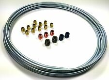 3/16 Brake Line Kit - 25 Ft. With Most Common SAE Fittings