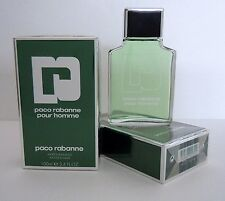 200ml = 2x100ml PACO RABANNE POUR HOMME 100ml  AFTER SHAVE  200ml NEU in Folie
