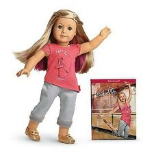 "NEW in Box American Girl 18"" Doll Of The Year 2014 Isabelle 2014 Dancer Retired"