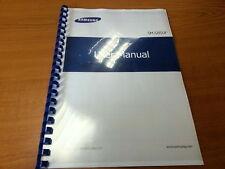 SAMSUNG Galaxy Alpha sm-g850f stampato Manuale di Istruzioni User Guide 226 pagine A5