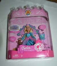 BARBIE MINI KINGDOM BARBIE THE ISLAND PRINCESS ROSELLA &  SAGI L8539 RARE! VHTF