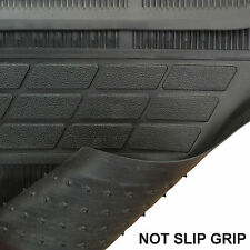 FRONT & REAR CAR MAT RUBBER NON-SLIP GRIP UNIVERSAL FLOOR MATS
