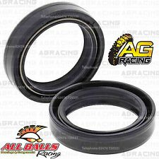 All Balls Fork Oil Seals Kit For Harley FXRS Low Rider Sport 1991 91 Motorcycle