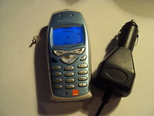 ORIGINAL Sony Ericsson T200 WORKING MOBILE PHONE UNLOCKED + CAR CHARGER