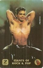 RARE / CARTE TELEPHONIQUE PREPAYEE - PRINCE / PHONECARD