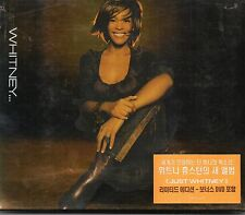 Whitney Houston - Just Whitney (CD+DVD Limited Edition) POP *Sealed* $2.99 S/H