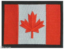 """Canada (embroidered) Patch 5""""x 4"""" (13 x 10CM) approx"""