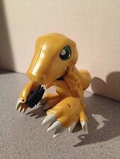 Rare DIGIMON Figure DIGIVOLVING AGUMON to WARGREYMON BANDAI 1999 Transformer