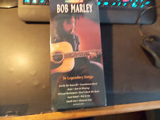 36 Legendary Songs - Bob Marley - 3 CD Box Set  (2002 Direct Source Special )New