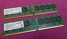 1GB Kit Swissbit SE16464D4B71EP-30R PC2-5300U 667MHz Non-ECC Desktop Memory
