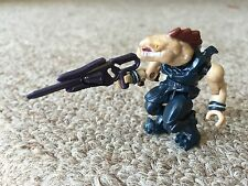 Halo Mega Bloks Covenant Weapons Pack Figures - Jackal & Storm Rifle CNH22