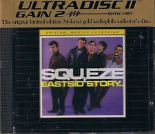 Squeeze East Side Story MFSL ORO CD NUOVO OVP SEALED udcd 739
