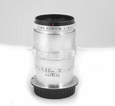 Carl Zeiss Jena Sonnar 135mm f/4 Classic German Lens Adapted 4 Canon EOS SAMPLES