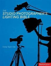 The Studio Photographer's Lighting Bible-ExLibrary